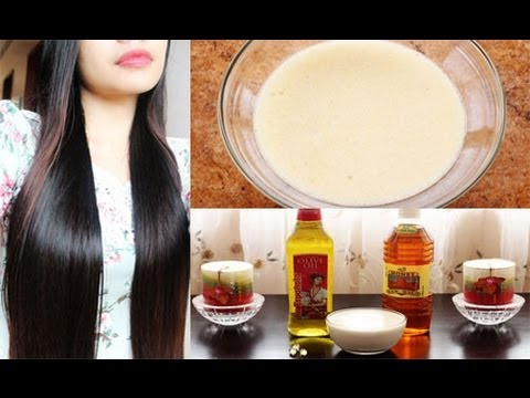 Simple Homemade Recipes for Dry Hair