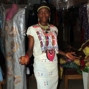 Fulani Dress