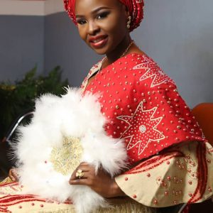 Aso Oke for Wedding
